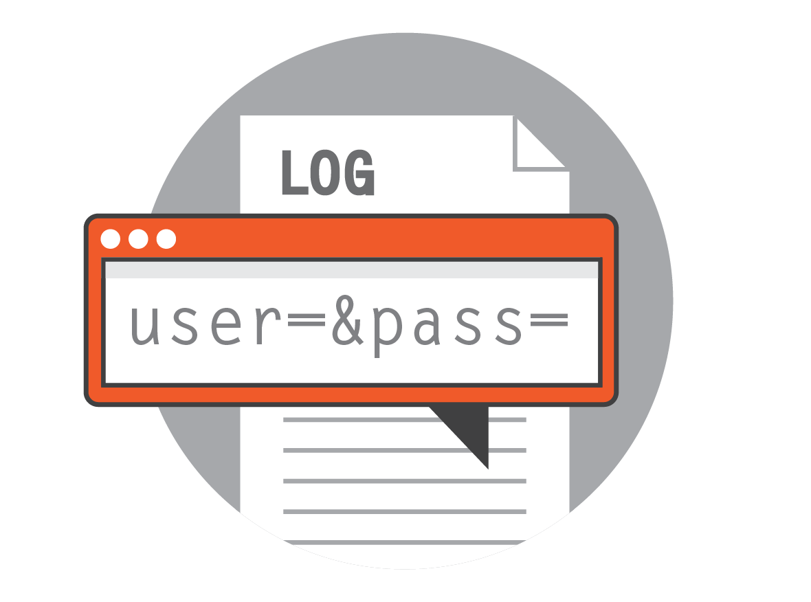 Authentication Credentials In URL